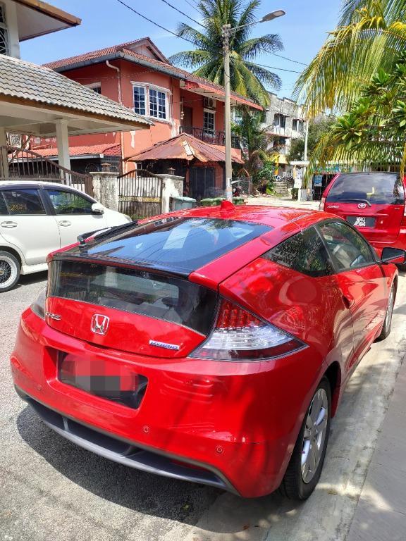 Honda CRZ 1.5 Auto 2013 Japan spec very low mileage