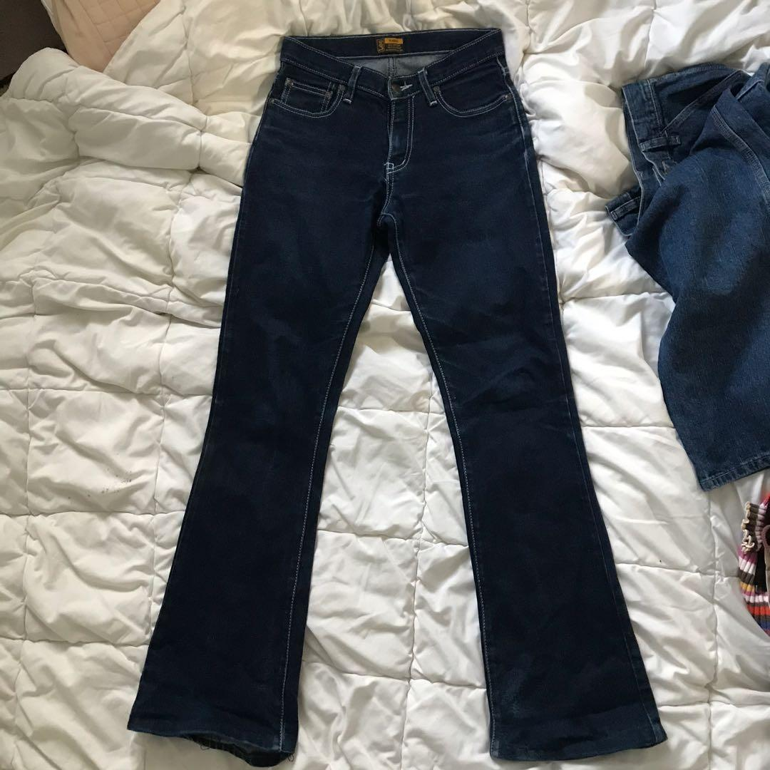 Lee flare  jeans