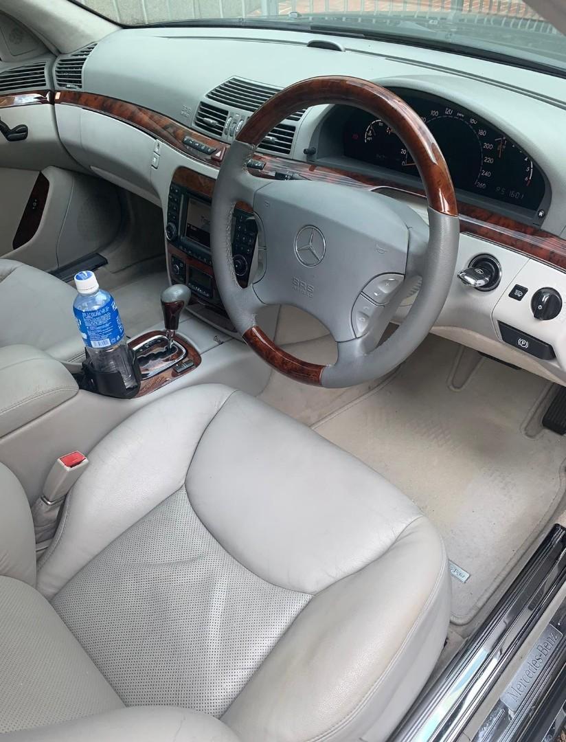 Mercedes-Benz 2004 S350L 2004 S350L Auto