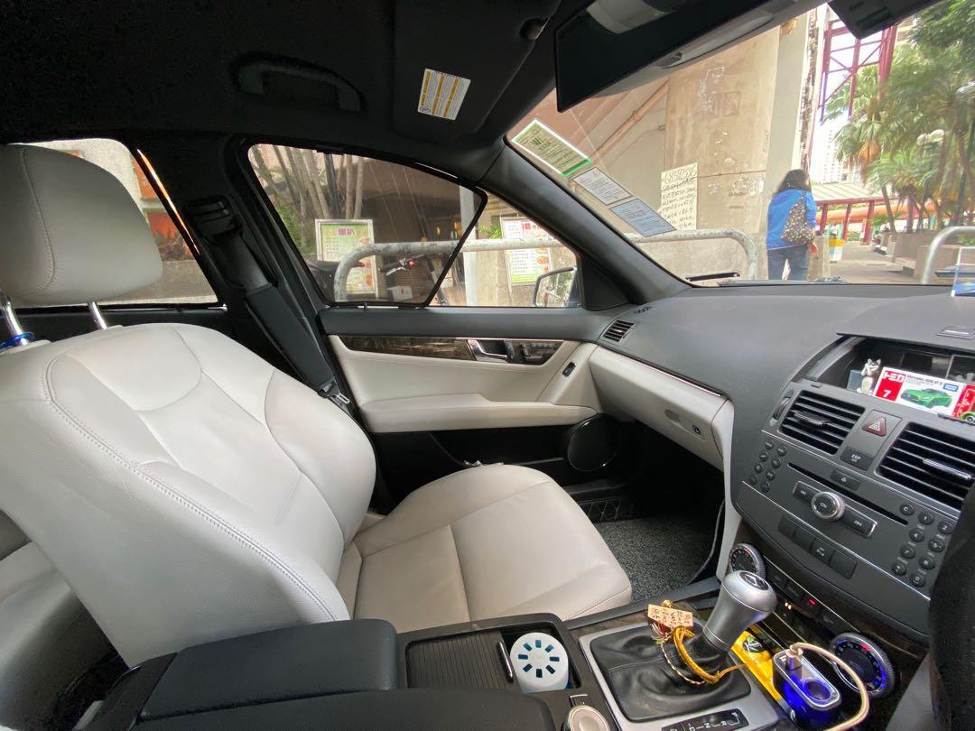Mercedes-Benz C200 Kompressor (A)
