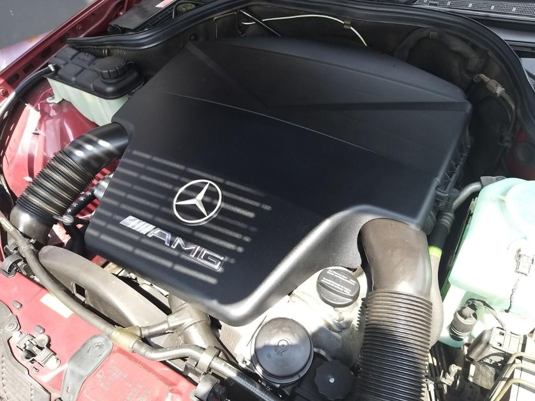 Mercedes-Benz C43 AMG 4Matic (A)