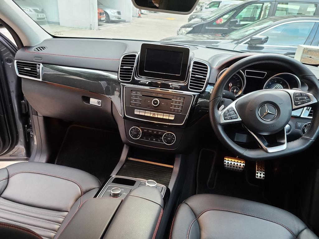 Mercedes-Benz GLE400 Coupe Auto