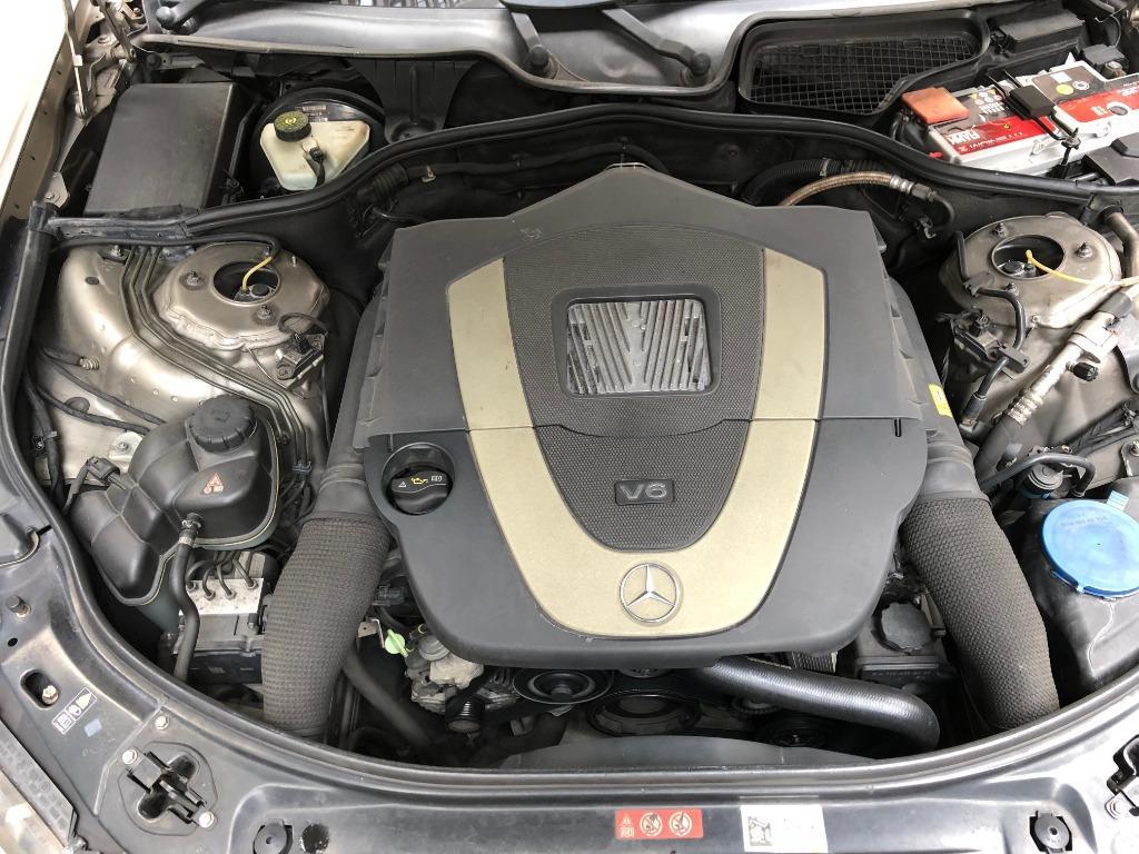 Mercedes-Benz S350L (A)