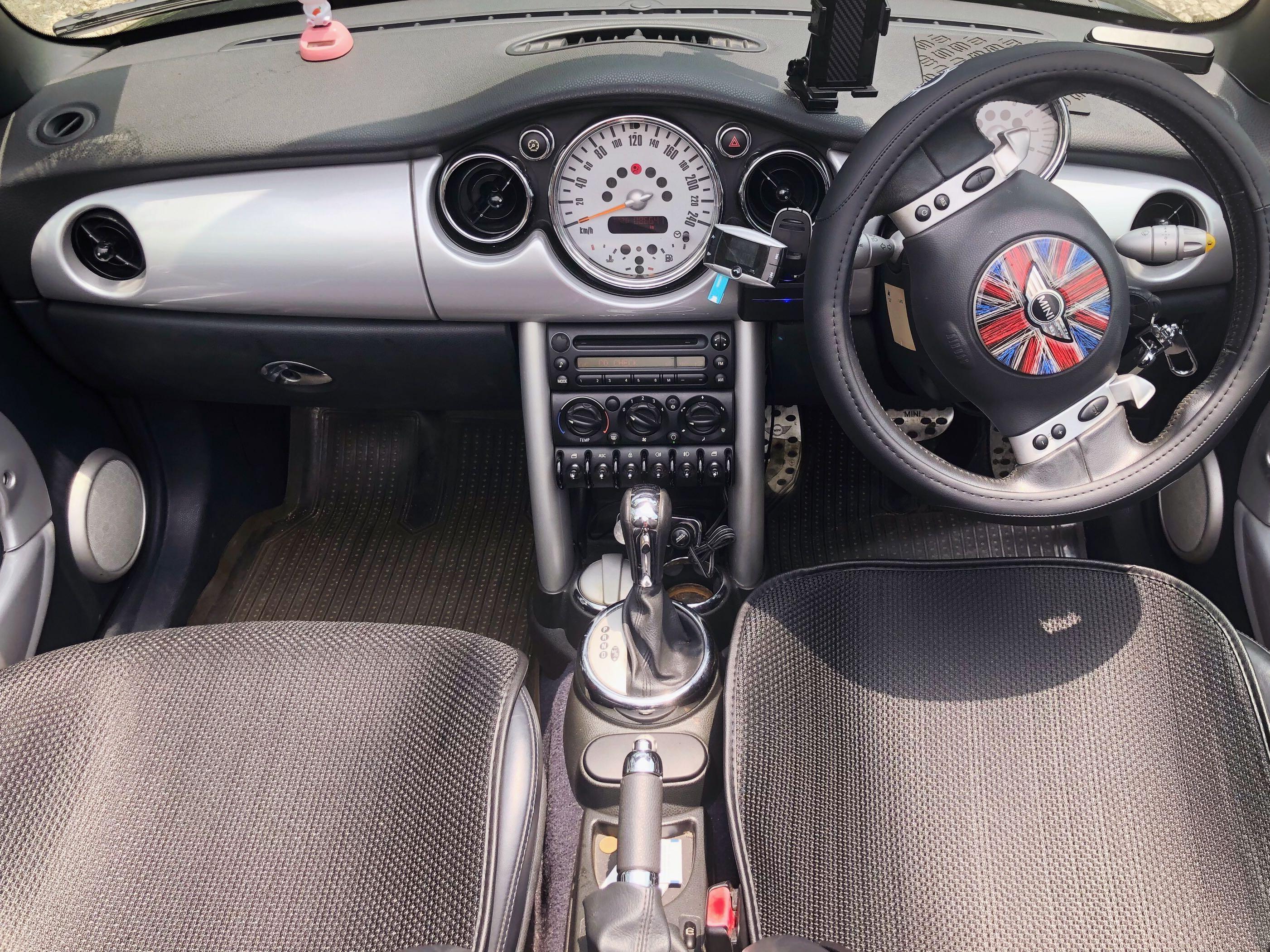MINI Cooper Convertible A Auto