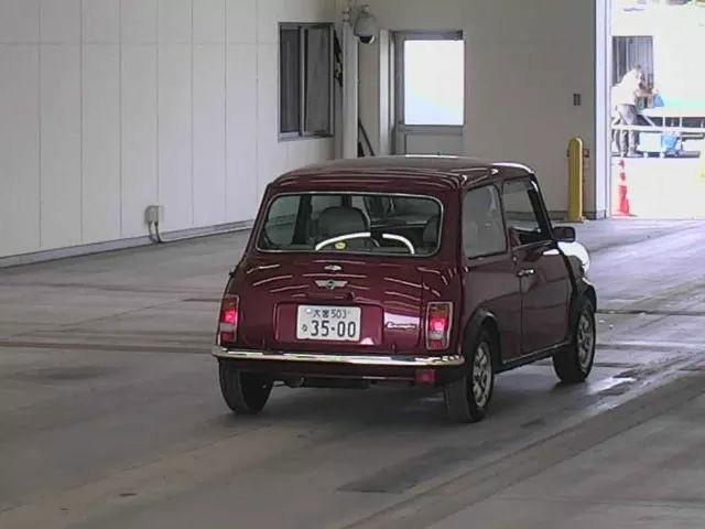 MINI rover mini - Auto