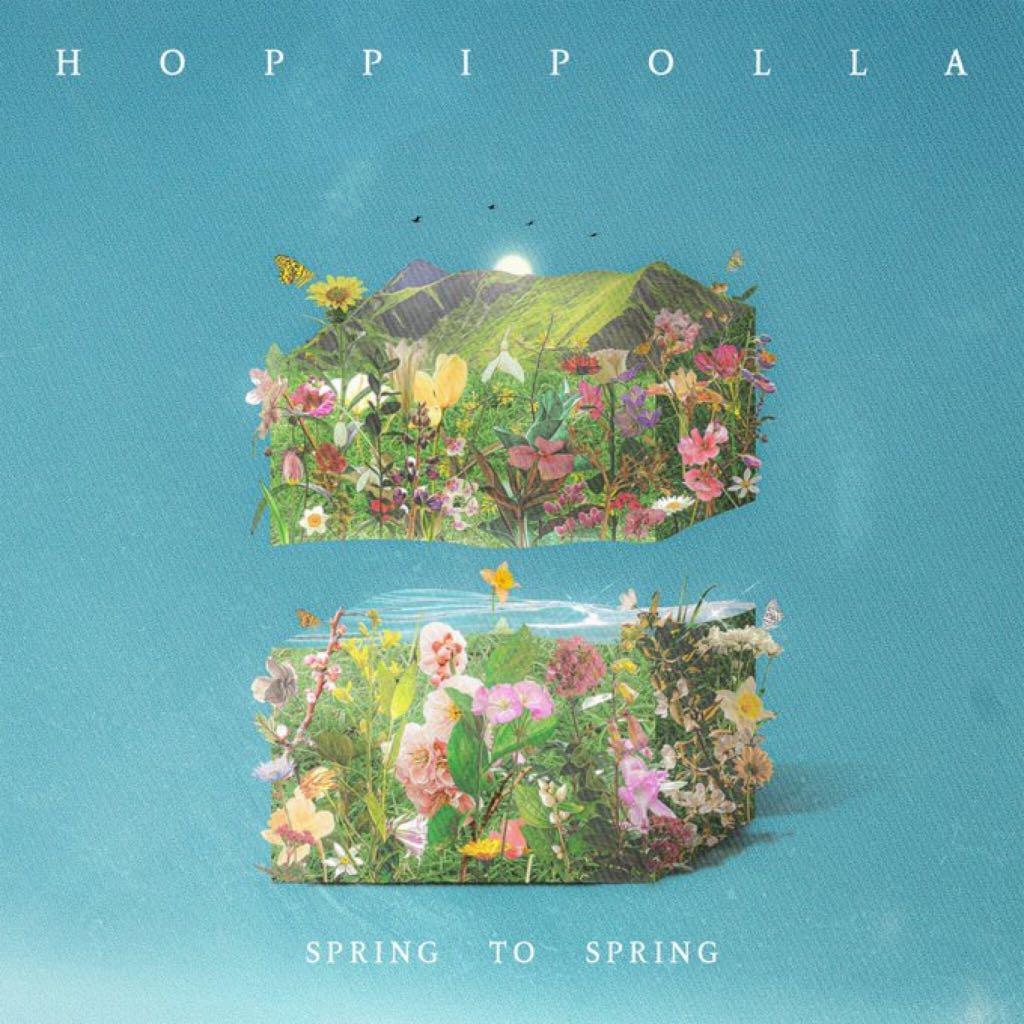 [PO] HOPPIPOLLA - Spring to Spring (1st Mini Album)