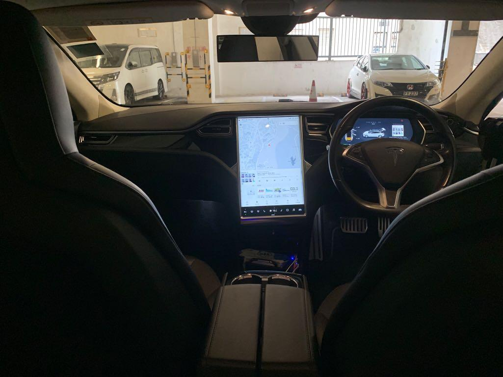 Tesla Model S 60 Manual