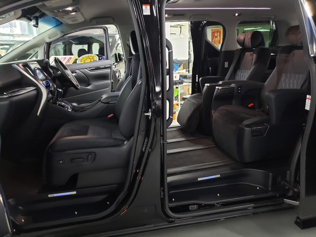Toyota Vellfire 2.5 Z G 7-Seater (A)
