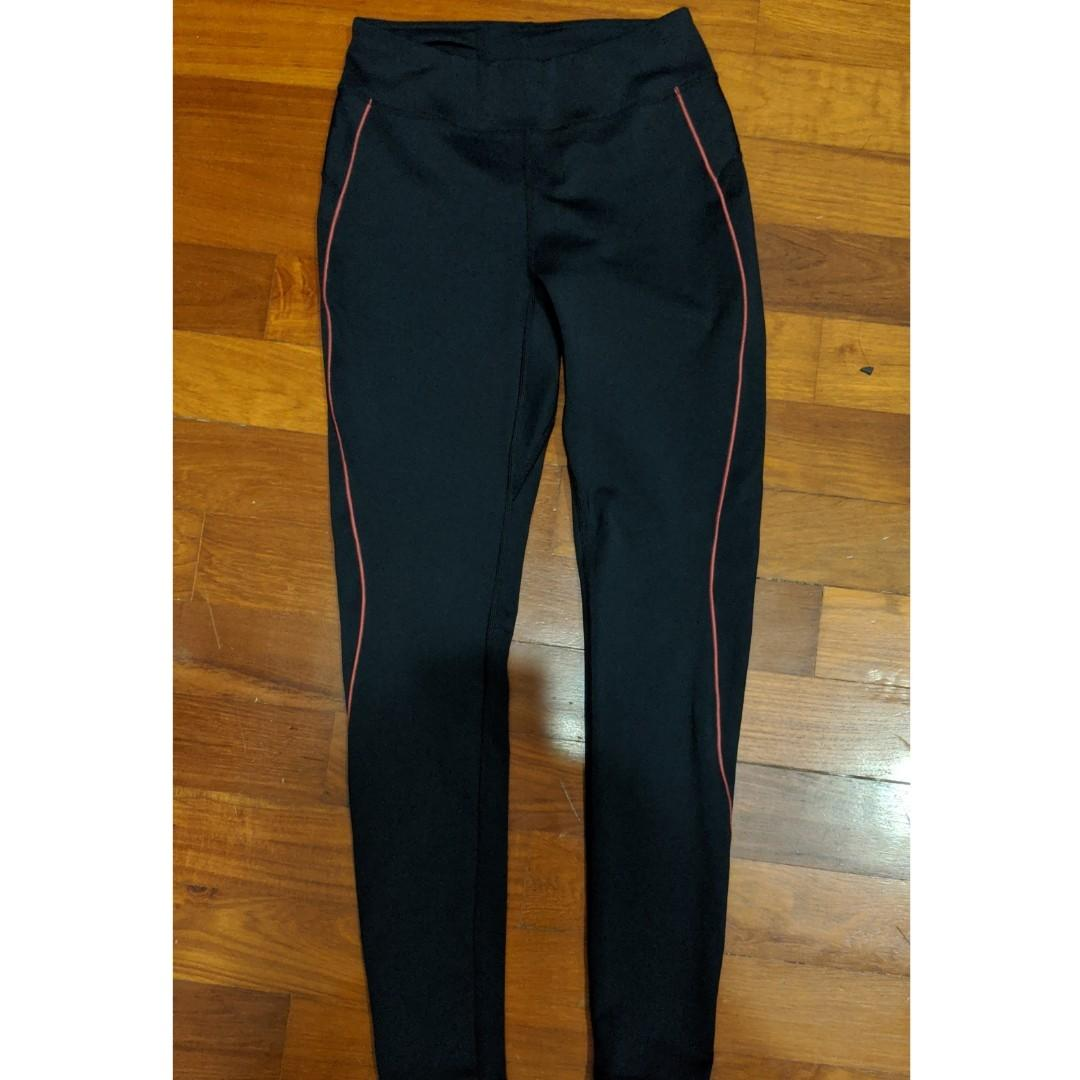 Uniqlo Airism Leggings Sports Sports Apparel On Carousell