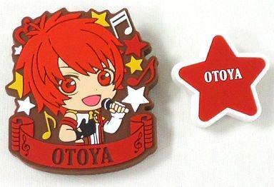 Uta no☆Prince-sama♪ Maji Love 2000% - Ittoki Otoya - Rubber Pins Set (2 pieces)