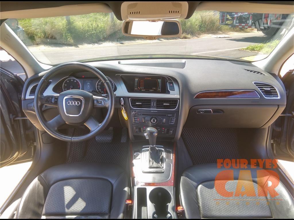 2008年 奧迪 A4 TFSI 頂級版