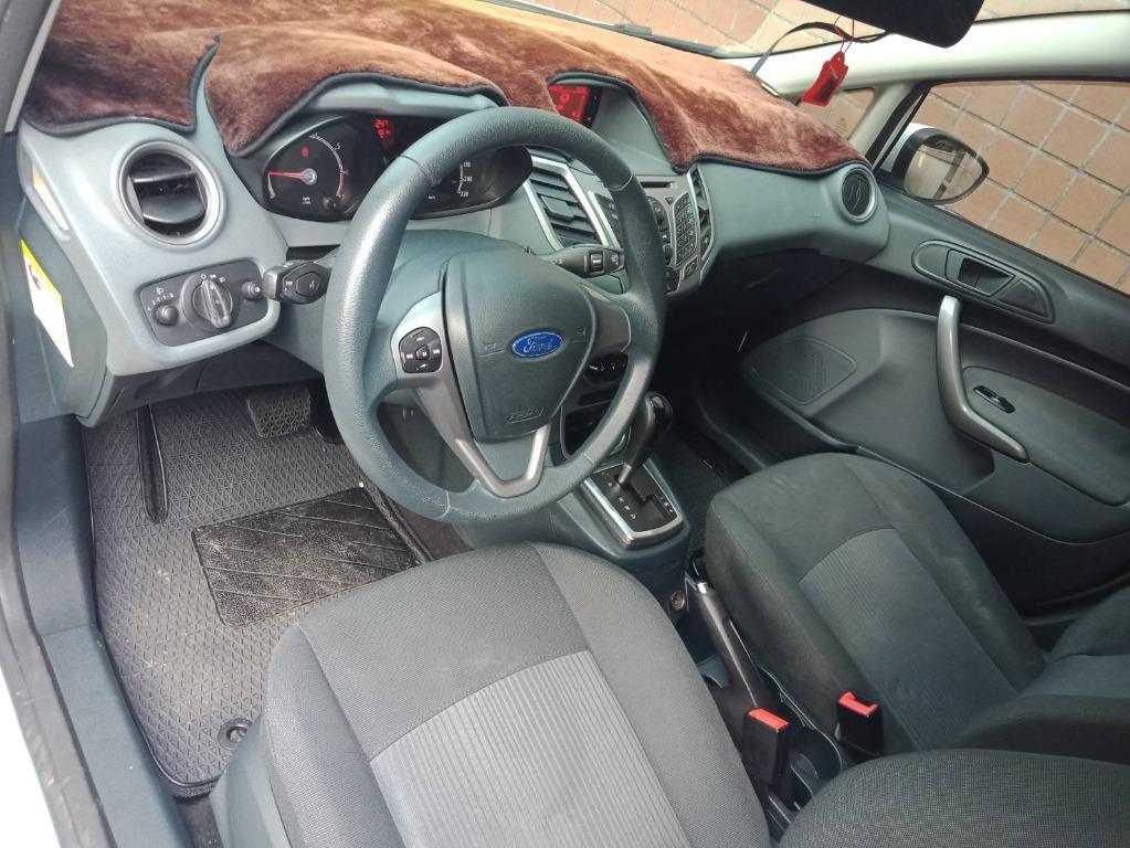 2011年 福特 Fiesta