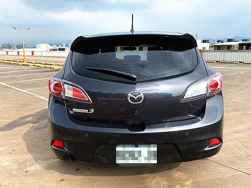 2012 MAZDA 3 車主急售