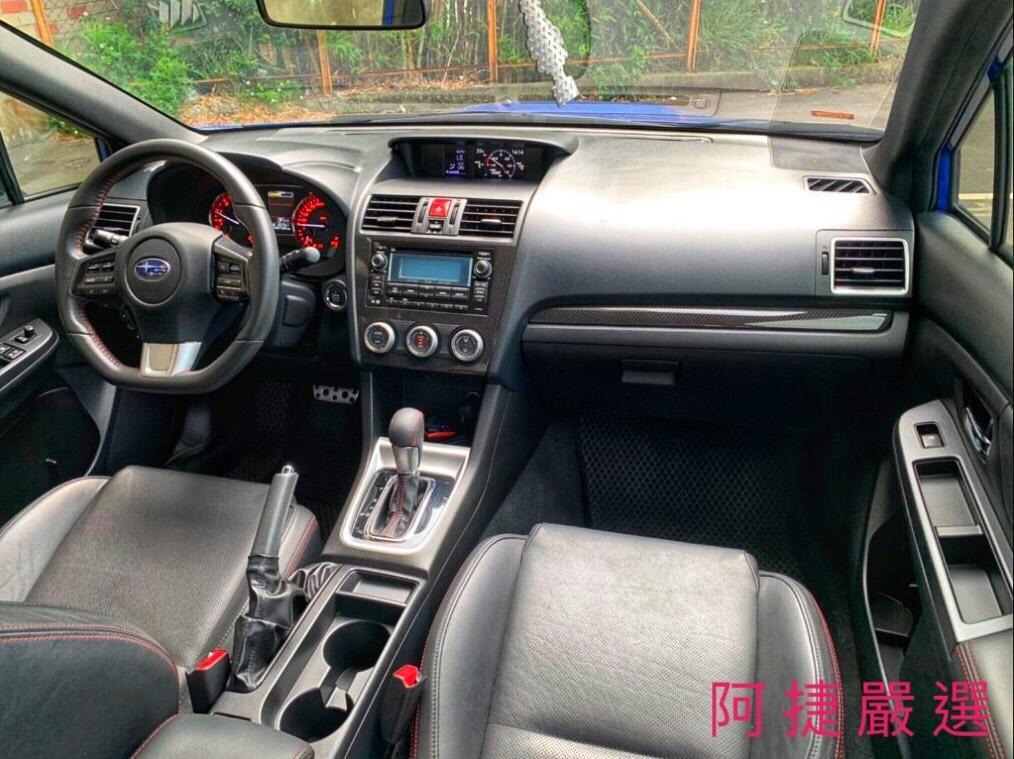 2014 Subaru WRX CVT 沒薪轉沒勞保 信用瑕疵 皆可辦理 只需要雙證件強力過件