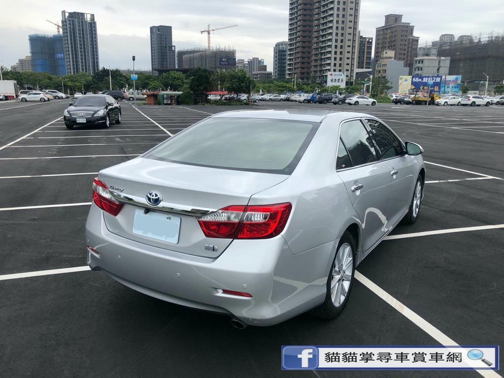 2014年Toyota Camry 油電混合 大電池已更新~