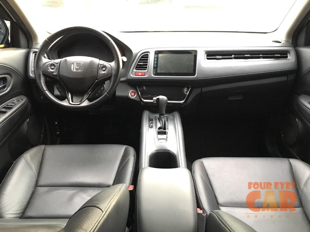 2017年 本田 HR-V S 頂級版