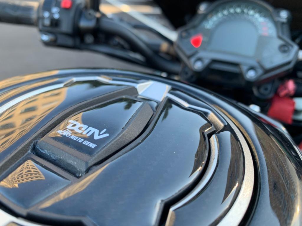 2017年 Kawasaki Z900 紅牌
