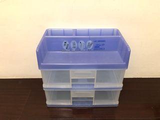 收納抽屜盒 文具收納小物收納 多功能收納 化妝品收納