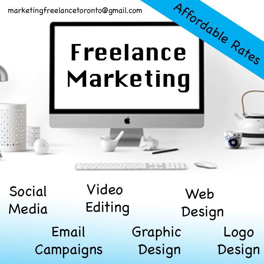 Affordable Marketing Freelance