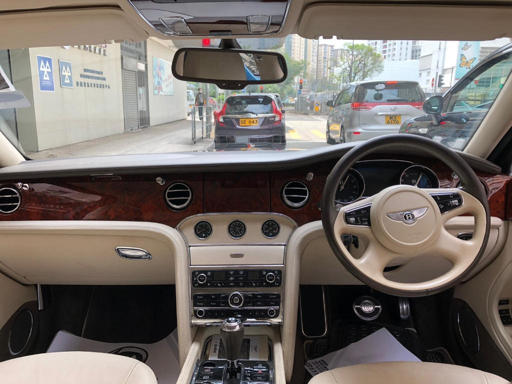 Bentley Mulsanne 2012 Auto