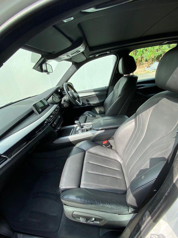 BMW X5 X5 XDRIVE30D M SPORT Auto