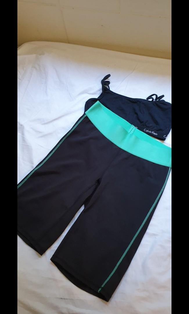 Cotton on cycling shorts