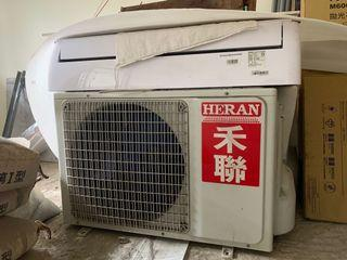 EIf禾聯4-5坪頂級豪華型單冷定頻一對一分離式冷氣HI-28B1/HO-285A
