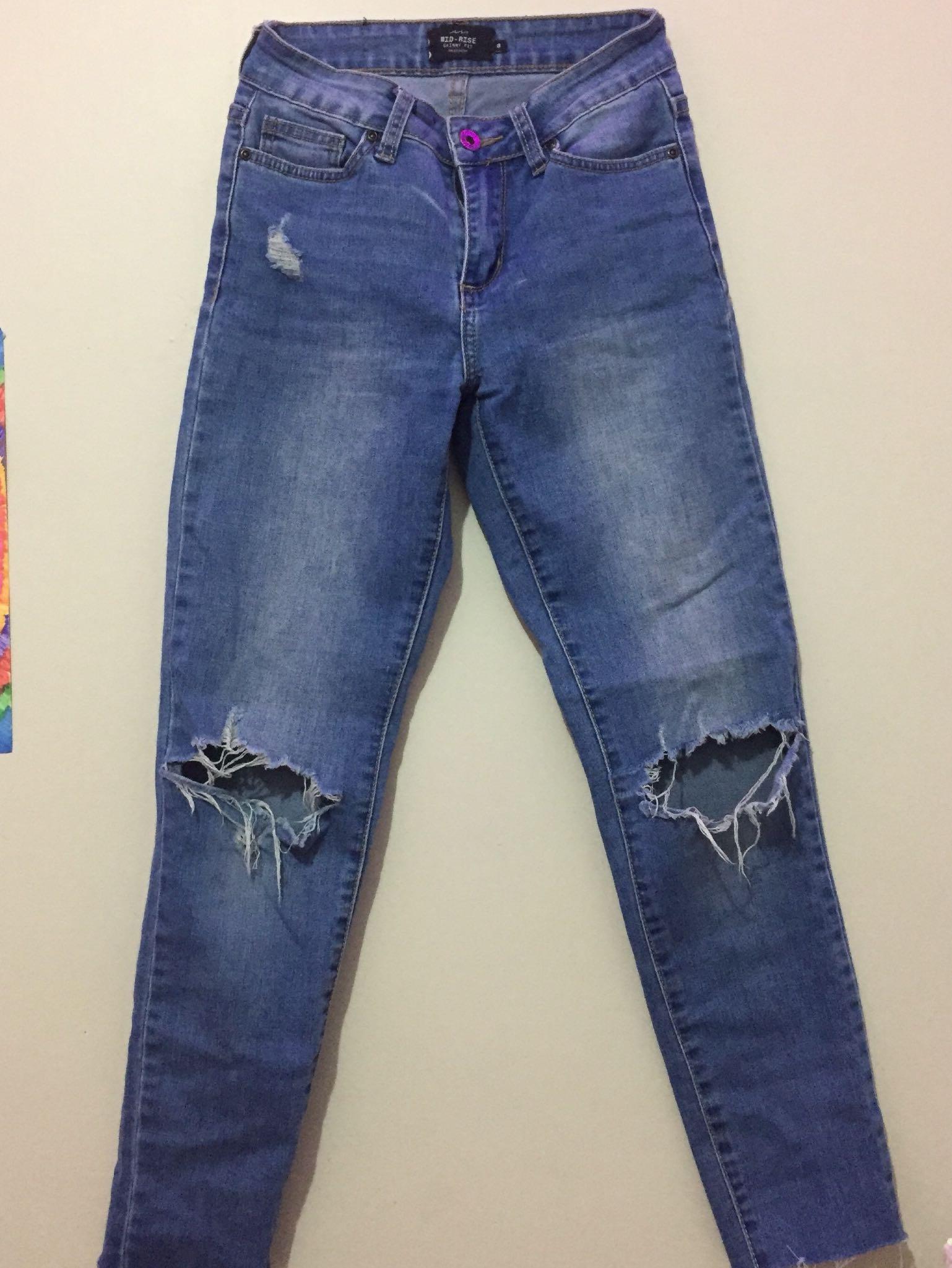 Factorie size 8 jeans