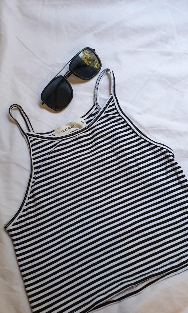 Glassons Halter Top