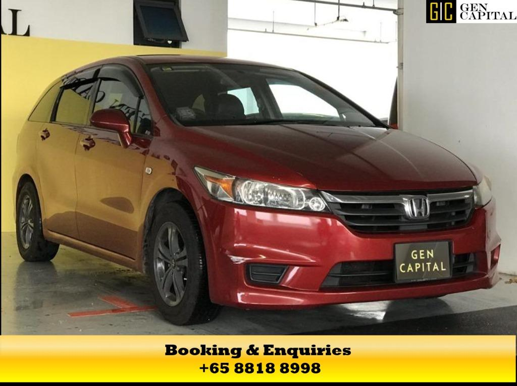 HONDA STREAM-  SELAMAT HARI RAYA! PROMO STILL ON COME CHAT UP WITH US TO FIND OUT MORE, 8188 8998 TODAY TO RESERVE THE VEHICLE NOW!