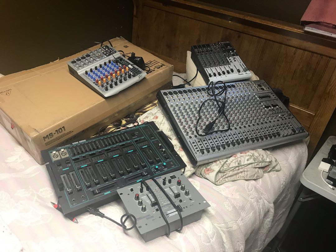 Huge mixer saleee