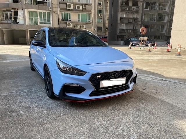 Hyundai I30N 2019 Manual