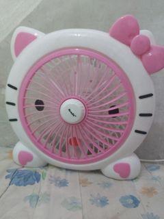 Kipas Angin Hello Kitty #thr2020