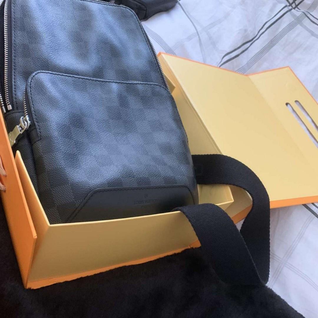 Louis Vuitton cross bag