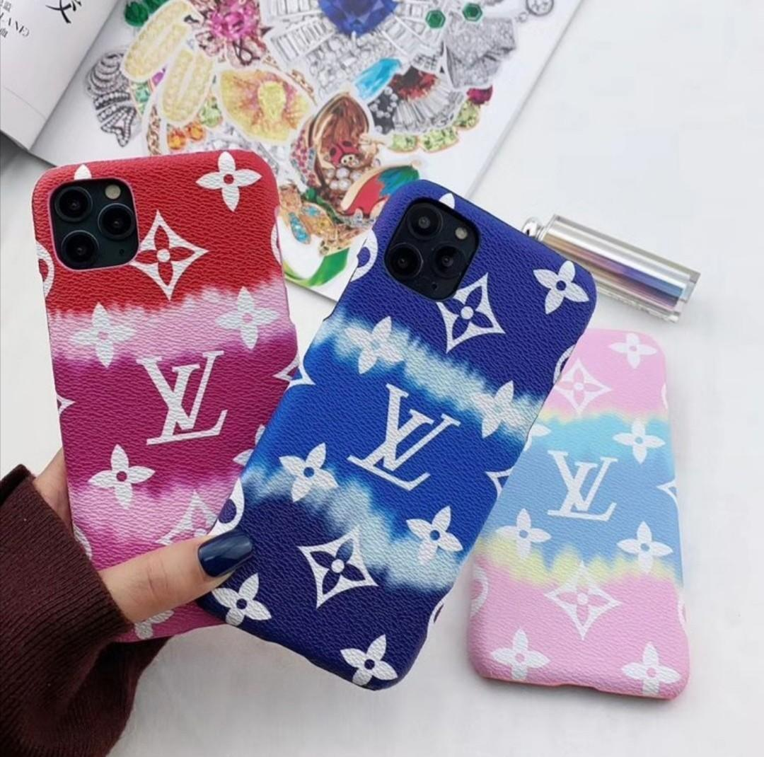 Louis vuitton phone case for iPhone 7 8 x xs max 11 pro max Luxury Fashion LV Case