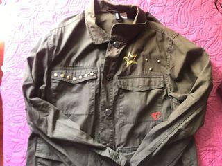 Military Jacket (+ freebie)