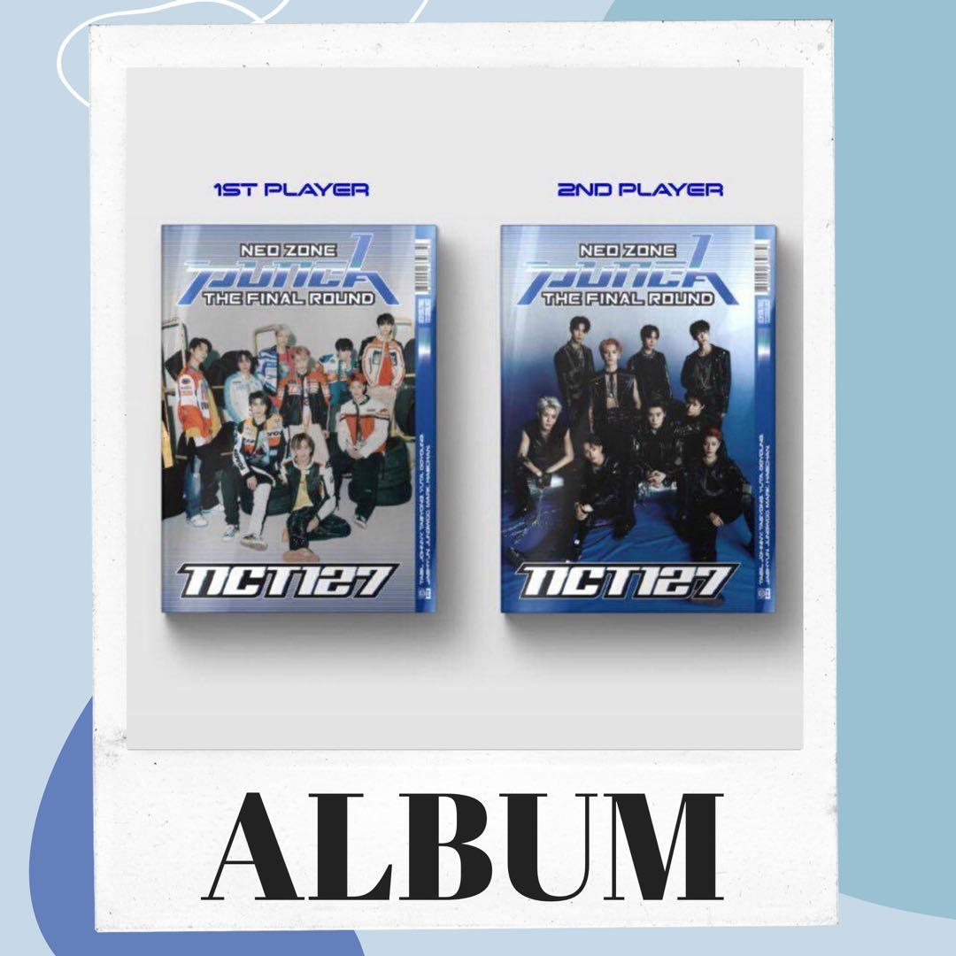 NCT 127 NEO ZONE: THE FINAL ROUND REPACKAGED PREORDER (LIMITED)