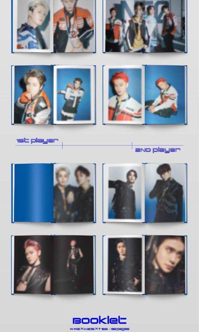 NCT 127 REPACKAGE ALBUM - NEO ZONE : THE FINAL ROUND
