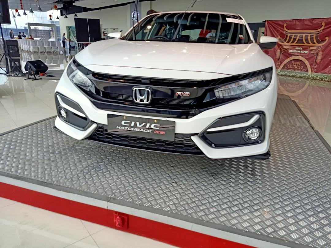 New Honda Civic RS Hatchback 2020, PROMO SPESIAL BULAN RAMADHAN