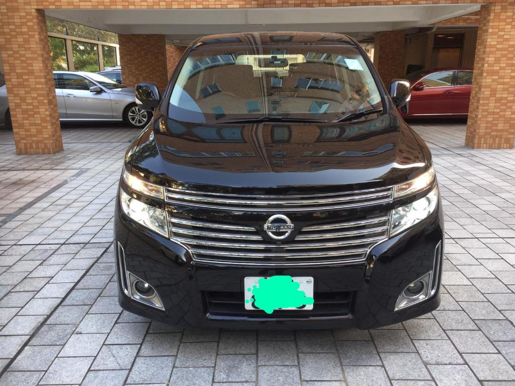 Nissan Elgrand 3.5 Highway Star Auto