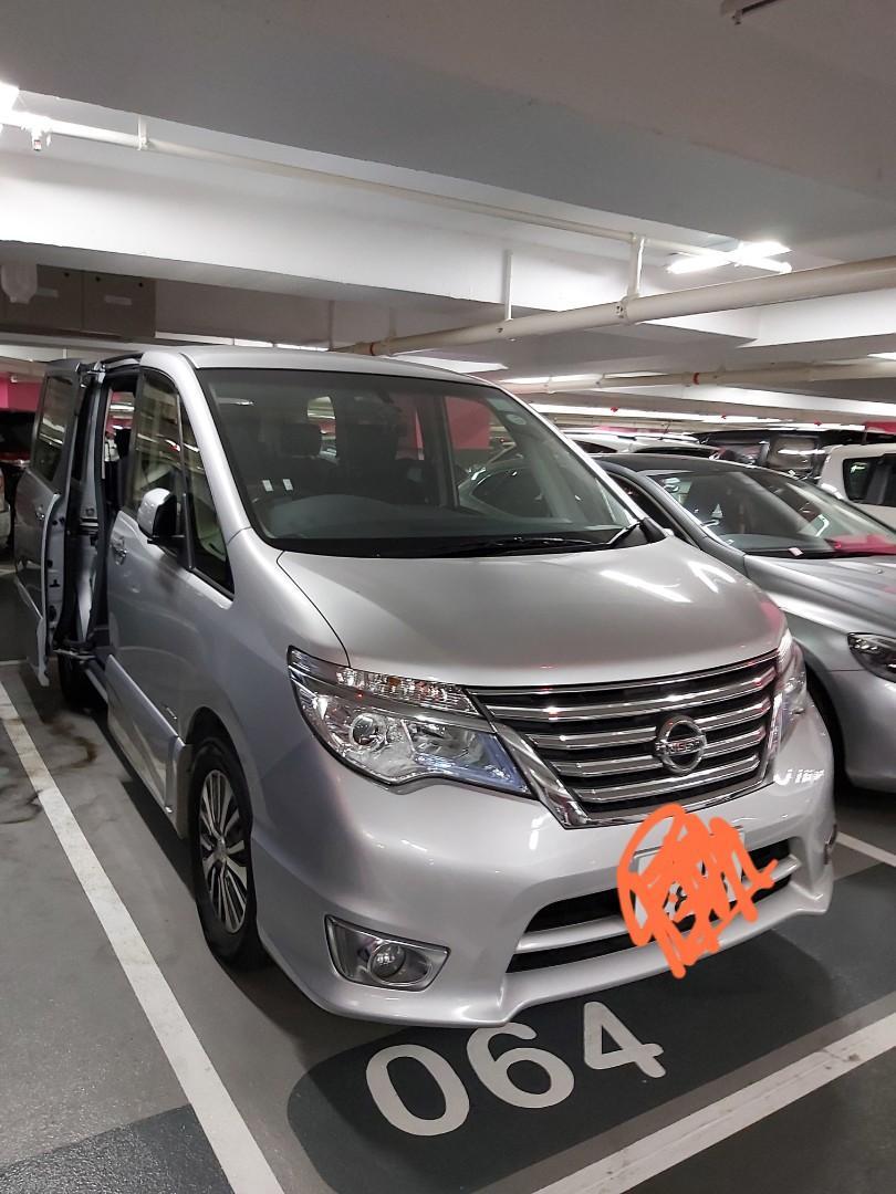 Nissan Serena Highway Star 2.0 Auto