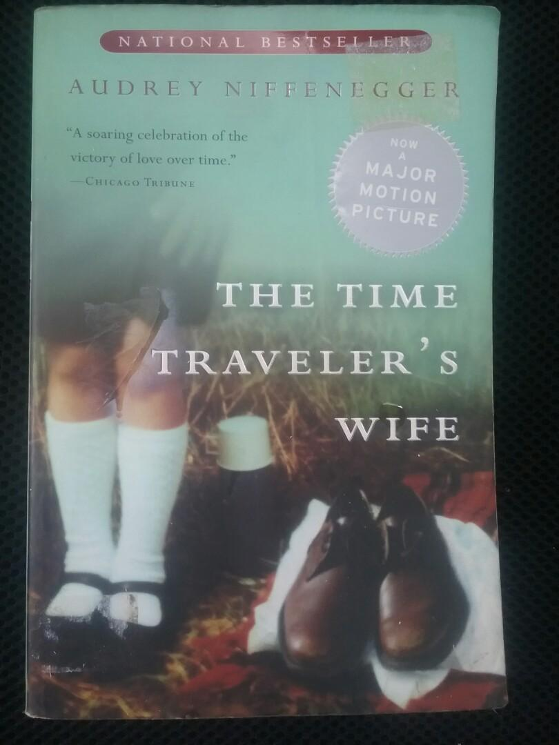 Pre Loved Books The Time Traveller's Wife Audry Niffennegger Collection Novel