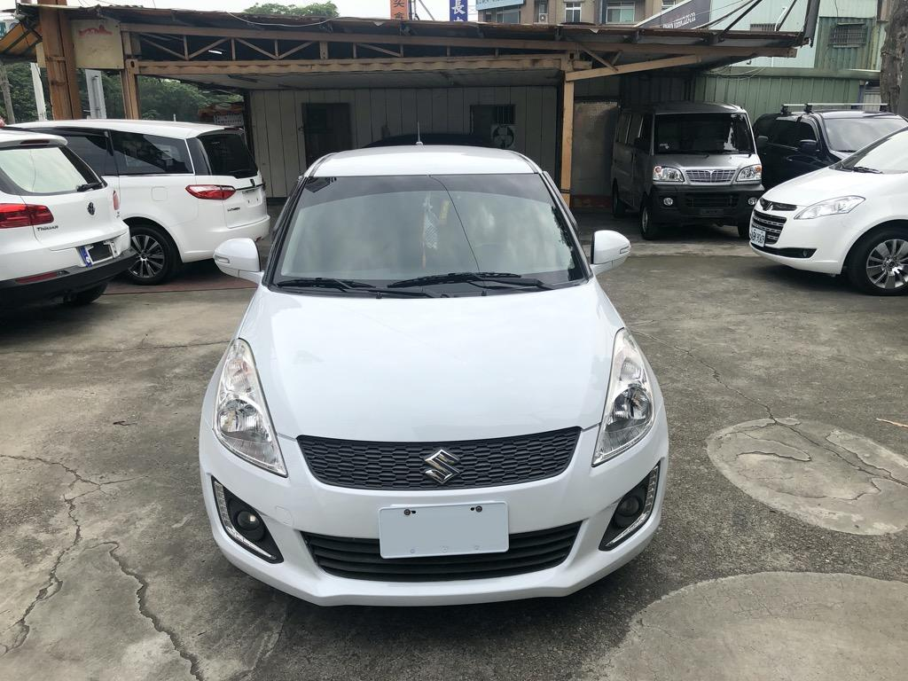 Suzuki Swift 1.2頂規 6具安全氣囊/I-KEY/定速巡航