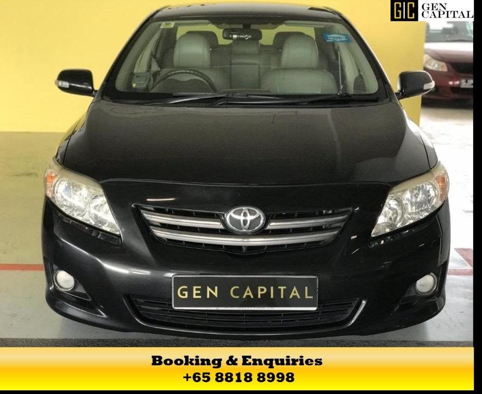 TOYOTA ALTIS - SELAMAT HARI RAYA! PROMO ON! COME CHAT UP WITH US TO FIND OUT MORE, 8188 8998 TODAY TO RESERVE THE VEHICLE NOW!