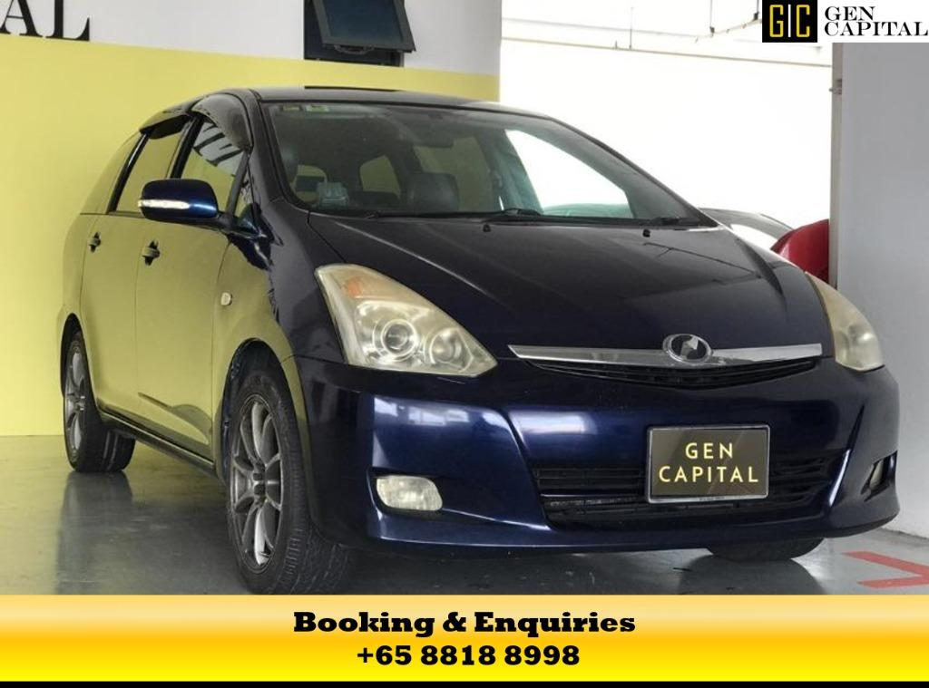 TOYOTA WISH - SELAMAT HARI RAYA!  HOT HOT PROMO! COME CHAT UP WITH US TO FIND OUT MORE, 8188 8998 TODAY TO RESERVE THE VEHICLE NOW!