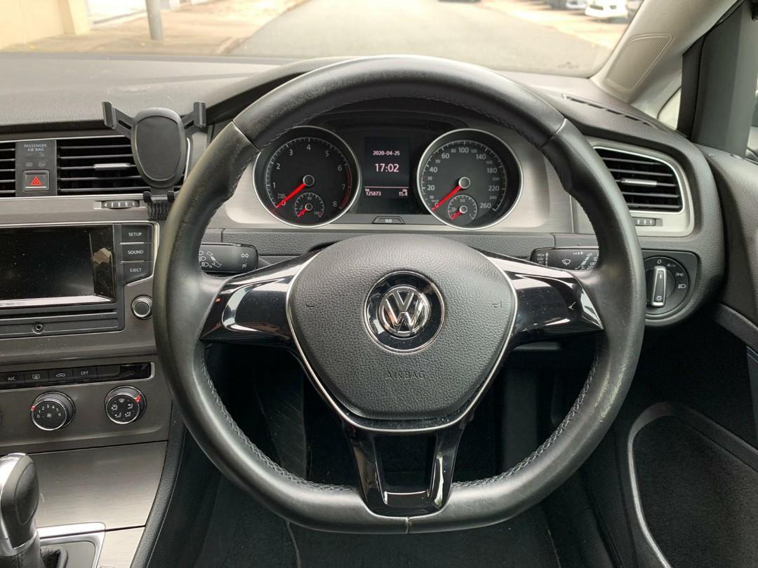 Volkswagen Golf 1.4 Sport TSI DSG (A)