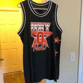 Westbrook WHY NOT jersey