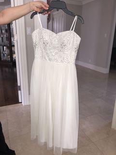 """Women's size 8 dress - """"Aqua Dresses"""""""