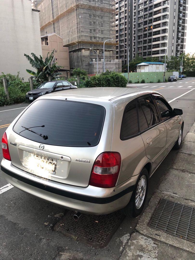 2001 Mazda 五門 工作車 ㄧ手車 跑11萬