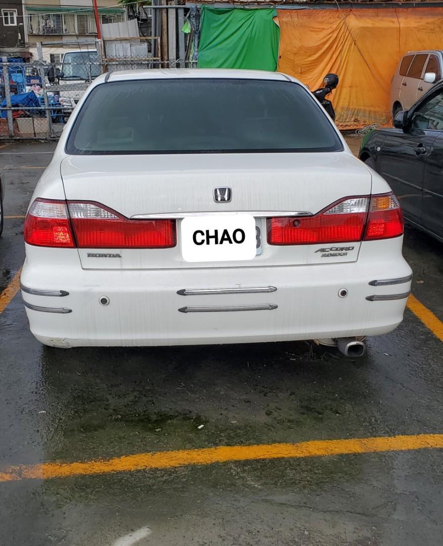 2002年HONDA 雅歌 K9 2.0cc 馬力150ps 少開 保養良好 只要8萬(含汽車牌照稅、燃料稅)